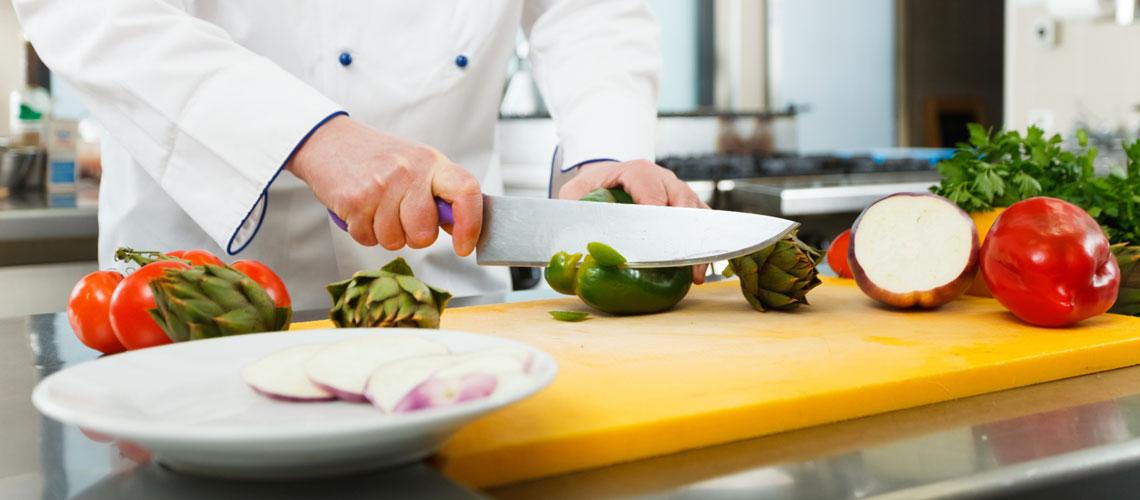 Un cuchillo de cocina, una función